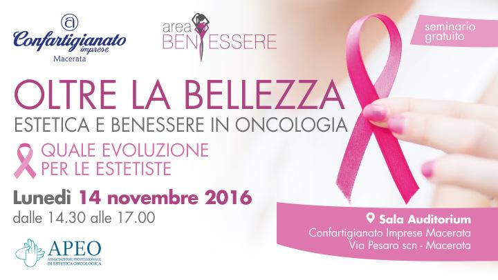 convegno Estetica Oncologica