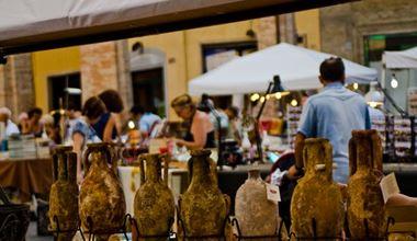 mostre mercato dell'artigianato