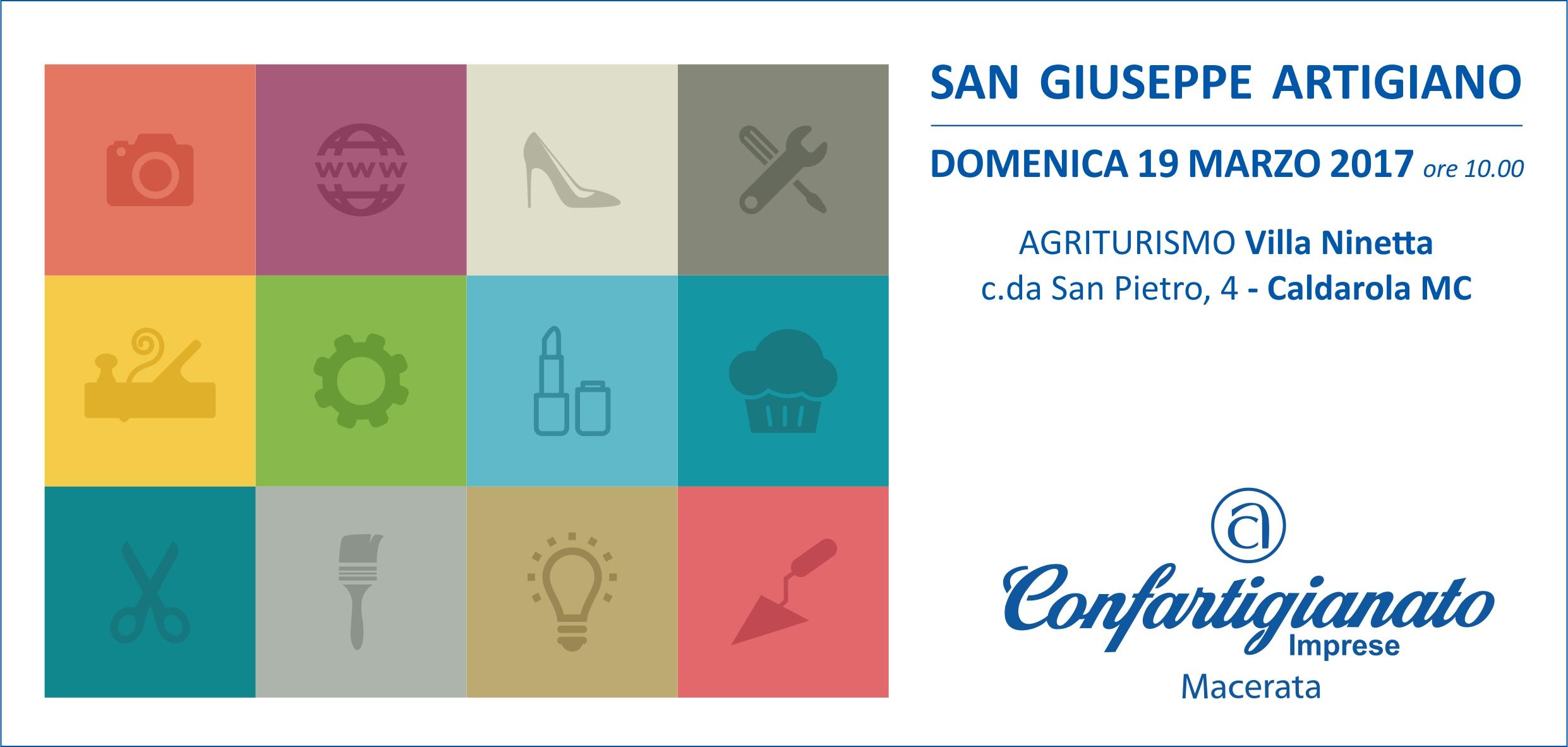 San Giuseppe Artigiano 2017