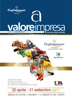 Valore Impresa Mar-Apr 2017