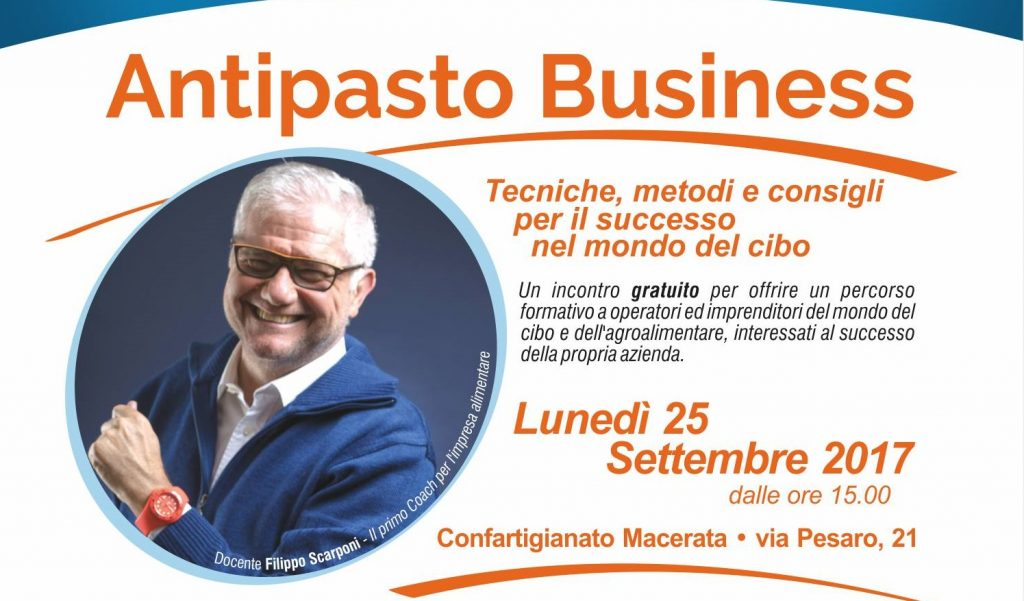incontro antipasto business