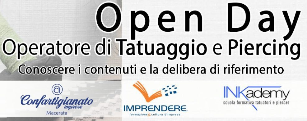 Open Day tatuaggio MC