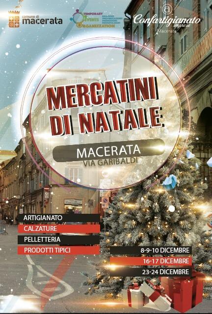 Mercatini di Natale Macerata