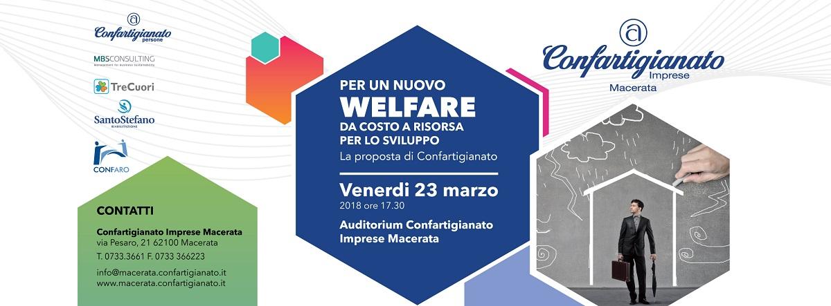 convegno welfare 2018