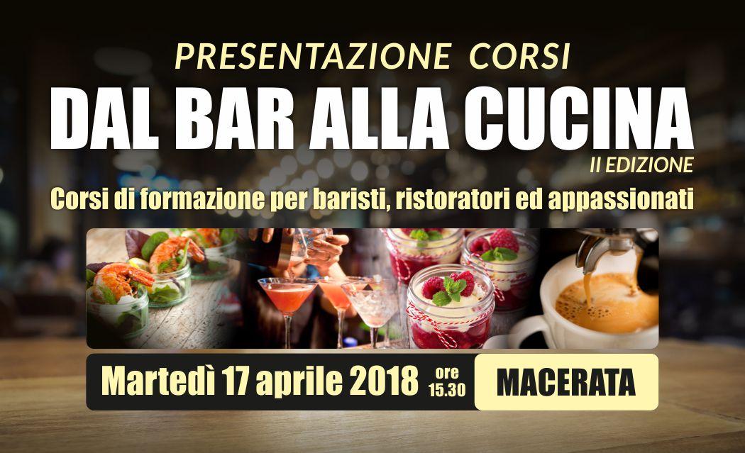 Presentazione Dal Bar alla Cucina