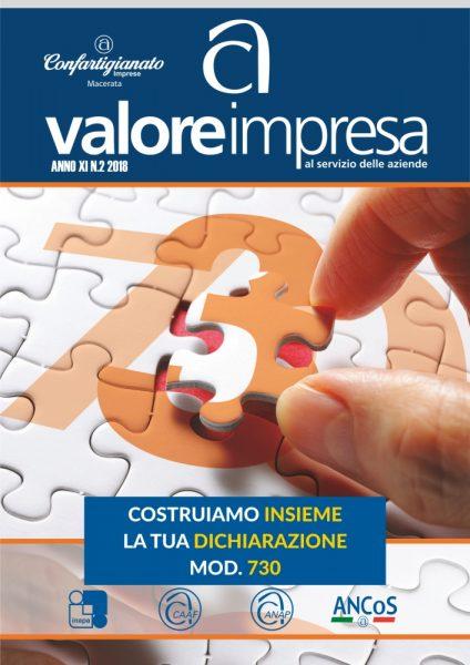 Valore Impresa 2 2018