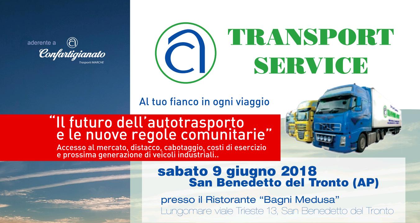 convegno Transport Service 2018
