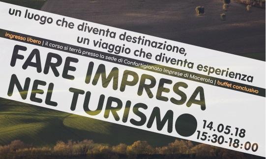 fare turismo