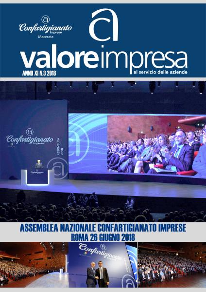 Valore Impresa 3 2018