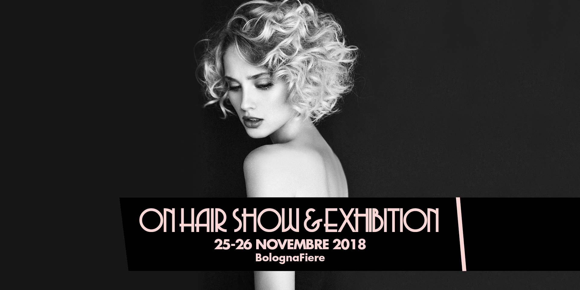on hair show bologna