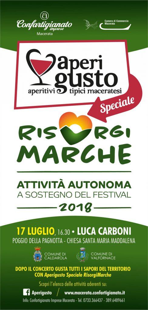 Aperigusto Speciale Risorgimarche