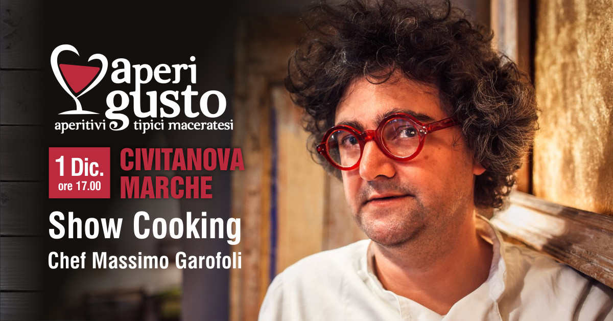 Aperigusto show cooking
