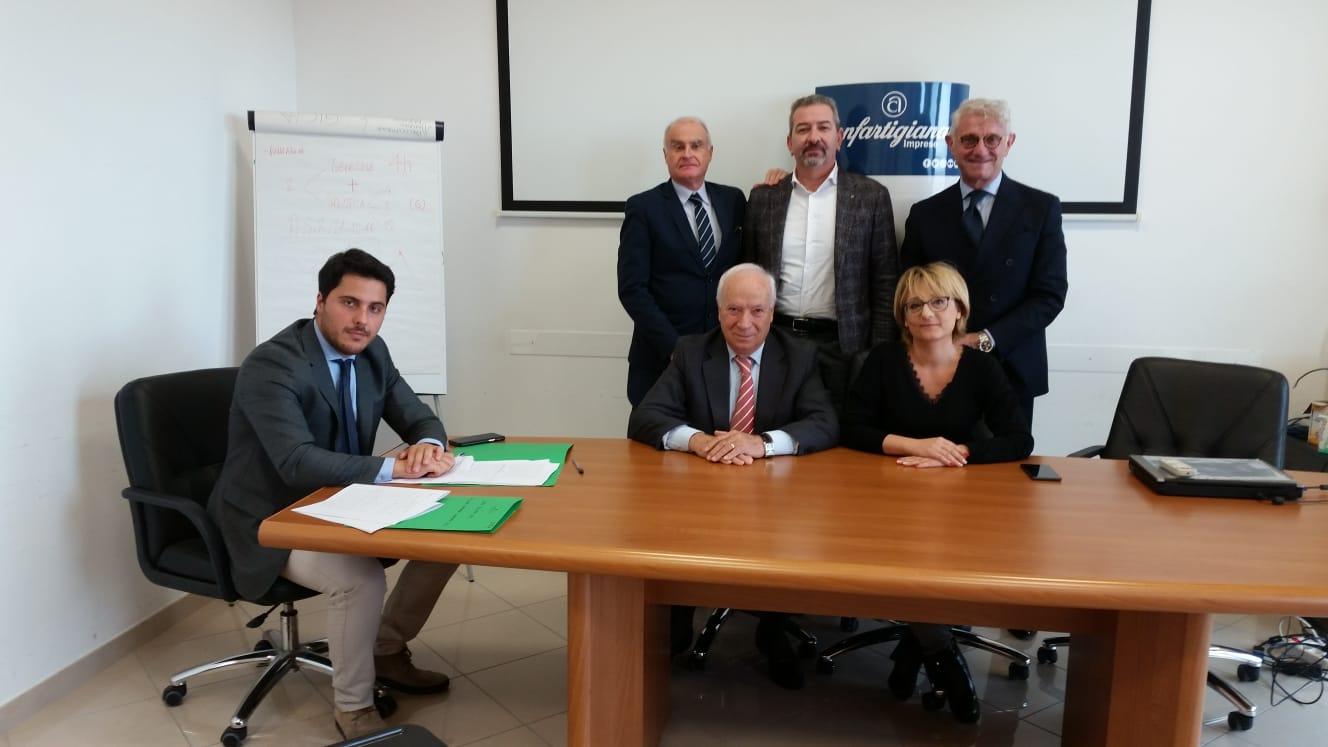 Fusione Confartigianato Imprese Macerata-Ascoli Piceno-Fermo