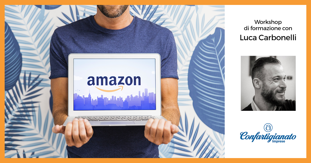 workshop formazione Amazon - Luca Carbonelli
