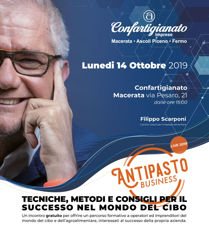 antipasto business 2019