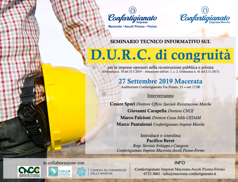 seminario Durc